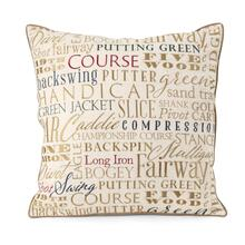 See Details - PGA TOUR Clubhouse Embroidered Pillow