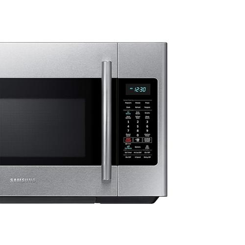 1.8 cu. ft. Over-the-Range Microwave with Sensor Cooking in Fingerprint Resistant Stainless Steel