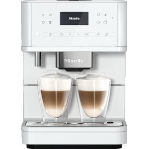 MieleCM 6160 MilkPerfection - Countertop coffee machine With WiFi Conn@ct and a wide selection of specialty coffees for maximum freedom.