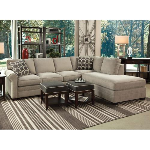 Braxton Culler Inc - Bedford Two-Piece Bumper Sectional