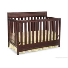 Geneva 4-in-1 Crib - Dark Chocolate (207)