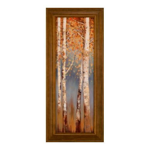The Ashton Company - Butterscotch Birch Trees I