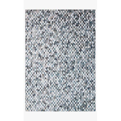 MAD-08 Ocean / Grey Rug