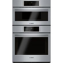 See Details - 800 Series Combination Oven 30'' Stainless steel HBL87M53UC