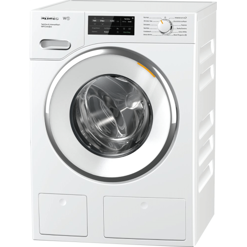 W1 Front-loading washing machine with QuickIntenseWash, TwinDos, CapDosing, and WiFiConn@ct.