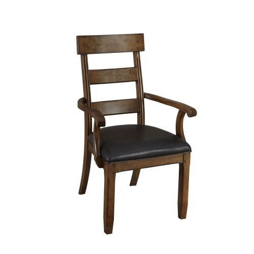 A America - Plank Arm Chair