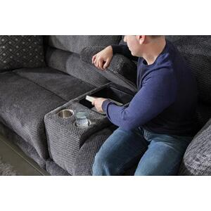 Lay Flat Armless Recliner