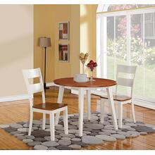 Spice & Buttermilk Drop Leaf Dining Set