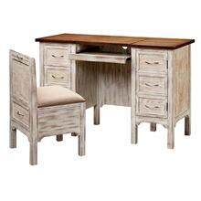 Caitlyn 1-door 2-drawer Computer Desk With Chair