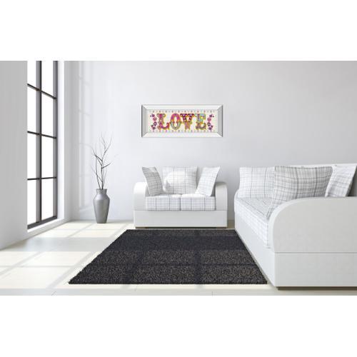 """First Love"" By Tom Frazier Mirror Framed Print Wall Art"