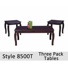 See Details - 8500T - 3-Pack Tables