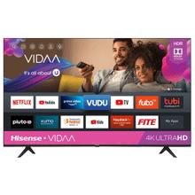 "43"" Class - A60GMV - 4K UHD Hisense Vidaa Smart TV (2020)"