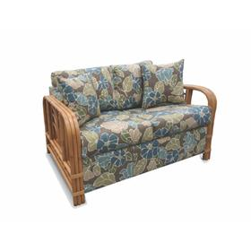 Loveseat, Sofa arms available in Natural Finsh Only.