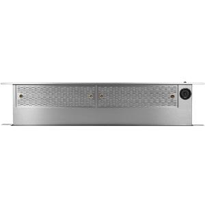 """Dacor48"""" Downdraft for Range, Silver Stainless Steel"""