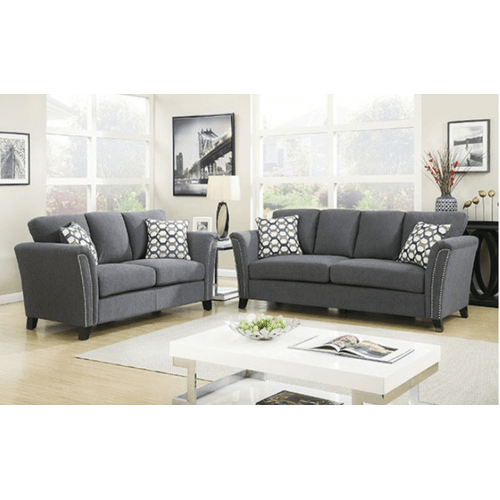 Campbell Sofa and Love Seat