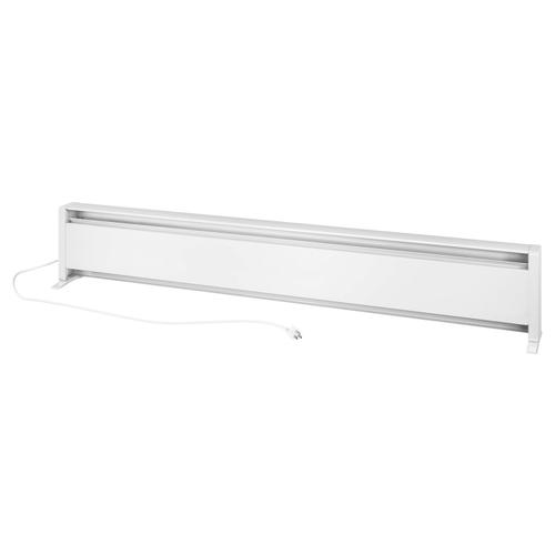 Dimplex - Portable Hydronic Baseboard Heater, 1500W 120V, White