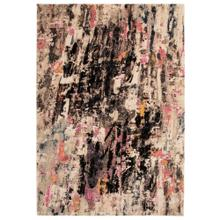 "Liora Manne Fresco Abstract Indoor/Outdoor Rug Multi 4'10"" x 7'6"""