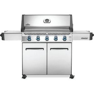 Napoleon BBQPrestige 665 Gas Grill , Stainless Steel , Natural Gas