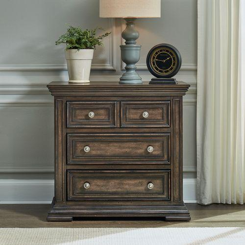 Gallery - Bedside Chest w/ Charging Station