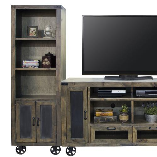 Cargo Entertainment Wall