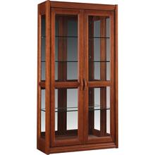 Oak Knoll Display Cabinet