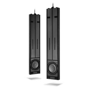 JL Audio - Dual 13.5-inch (345 mm) In-Wall v2 Powered Subwoofer System