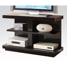 See Details - Black TV Stand