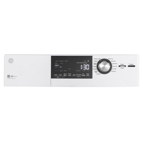 """GE Appliances - GE® 24"""" 4.3 Cu.Ft. Front Load Vented Electric Dryer with Stainless Steel Basket"""