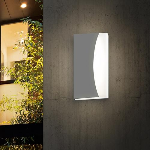 Sonneman - A Way of Light - Nami LED Sconce [Color/Finish=Textured Gray]