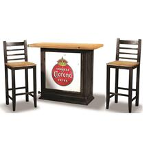 HH-8045  3 Piece Party Bar Set with Storage
