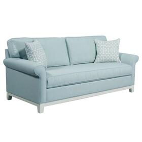 Queen Sleeper, 5'' Plinth Base Available in Grey Wash, Cottage White, Royal Oak, Black Teak, White Teak, Vintage Smoke, Hampton Grey Finish.