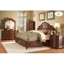 Homelegance 1390LP Prenzo Bedroom set Houston Texas USA Aztec Furniture