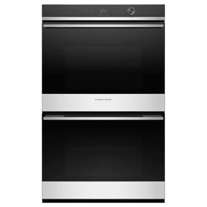 """Fisher & PaykelDouble Oven, 30"""", 17 Function, Self-cleaning"""