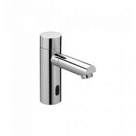 Techno Straight Electronic Lav - Polished Chrome