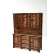 See Details - Heritage Shady Bay 2 Piece Buffet and Hutch With Wood Doors