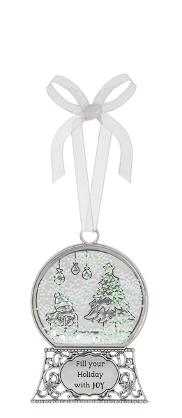 Ornament - Fill your Holiday with Joy