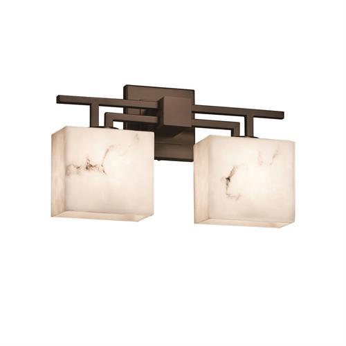 Aero 2-Light Bath Bar