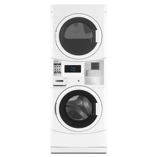 Gallery - Commercial Energy Advantage™ Stack Washer/Dryer, Microprocessor Controls