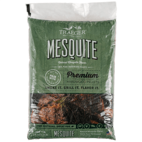 Mesquite BBQ Wood Pellets