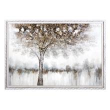 Whisper Framed Oil Painting