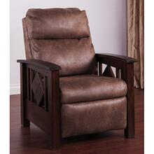 Savannah Recliner W/ Slate