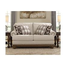 Harleson Loveseat Wheat