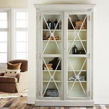 See Details - Swedish Two-Door Display Case