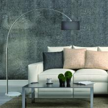 6938 GRAY Arc Floor Lamp