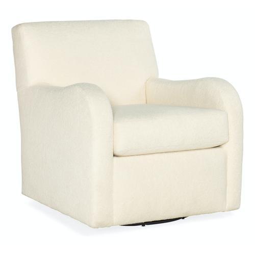 Sam Moore Furniture - Living Room Penn Swivel Chair