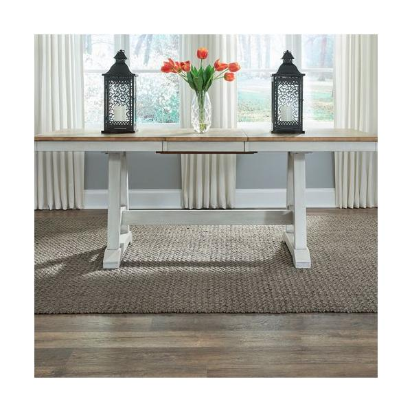 Trestle Table Base