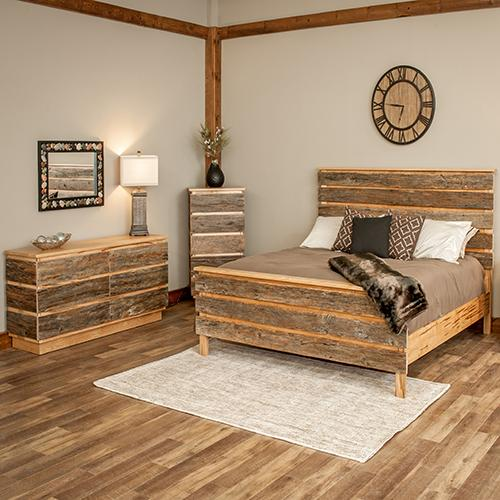 Big Sur Bed - Queen Headboard Only