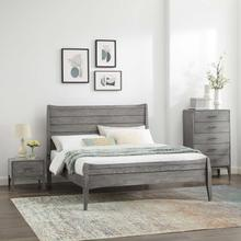 Georgia 3 Piece Bedroom Set in Gray