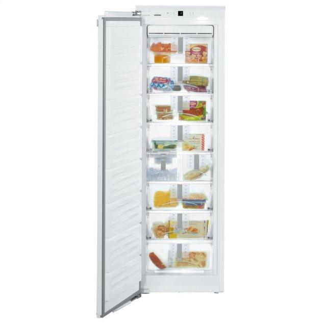 Liebherr Freezer for integrated use with NoFrost