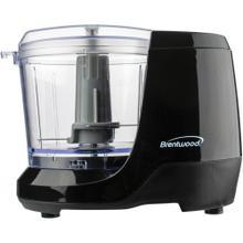 1.5-Cup Mini Food Chopper (Black)
